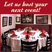 Let us host your next event